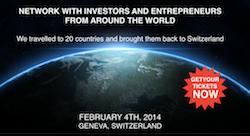 نهائيات مسابقة الشركات الناشئة في سويسرا