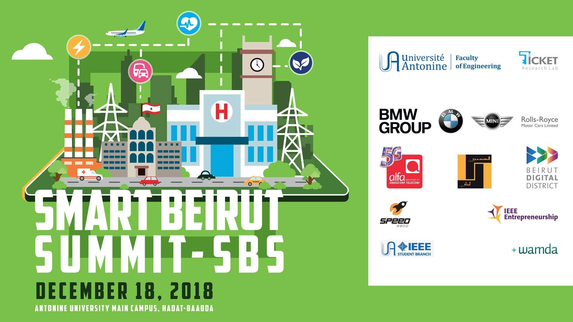 Smart Beirut Summit