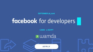 Facebook for Developers Partner Workshop - Cairo