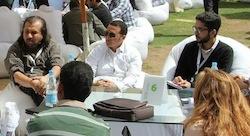 أبرز لحظات فعالية التواصل والإرشاد في القاهرة