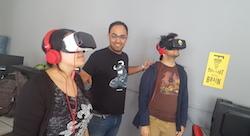 Ce que je sais de la réalité virtuelle : Walid Sultan Midani