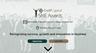 Gulf Capital SME Awards 2017