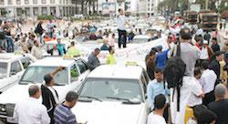 هل توقف سلطات الدار البيضاء شركة 'أوبر'؟