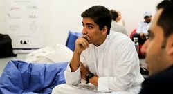 Entrepreneurship in the Arab world: In English or in Arabic?