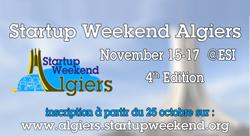 Startup Weekend Algeria