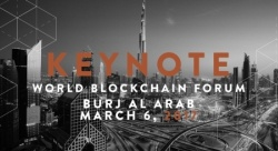Keynote: World Blockchain Forum