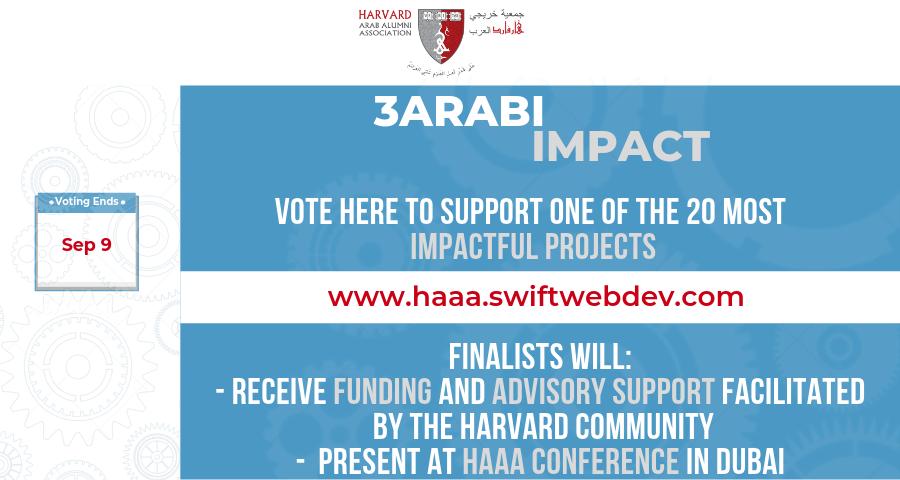 The 3arabi Impact Initiative