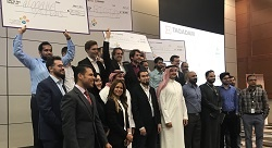 Taqadam announced the winners at the Saudi university startups program