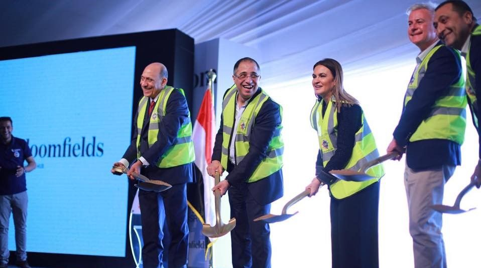 Egypt is building the region's first GEN hub