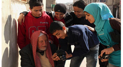 Training the Next Generation of Leaders in Jordan with Photography