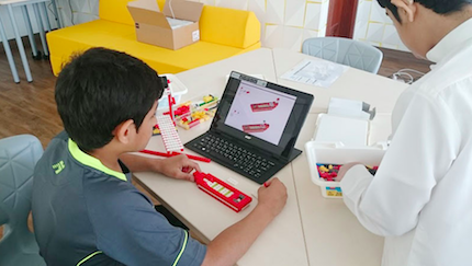 Robots can help socialize autistic children and UAE's Atlab is a practical example