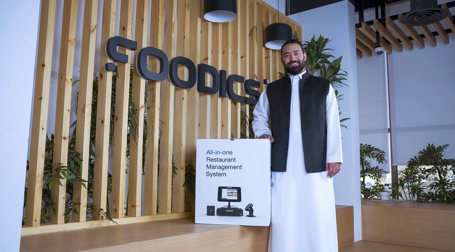 FOODICS raises $20 million in Series B