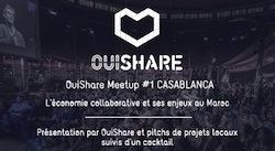 OuiShare Meetup #1 Casablanca - Morocco