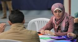 رائدة أعمال فلسطينية تتحدى المجتمع وتٌغني عالم الأطفال الافتراضي