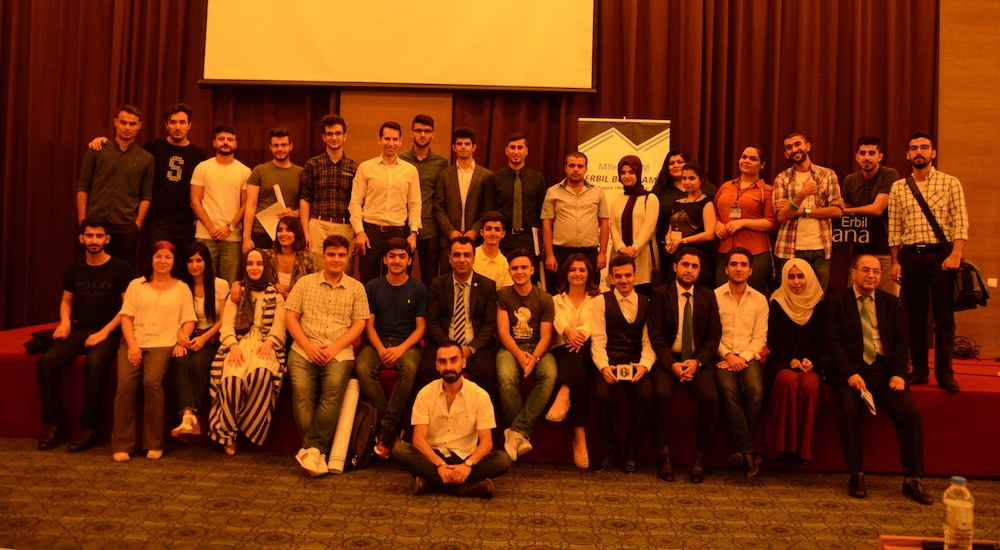 To dream the impossible dream: an Erbil incubator