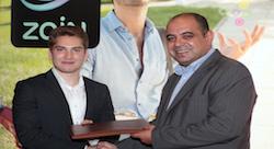 شراكة بين زين وذومال لدعم المشاريع الابداعية في الأردن