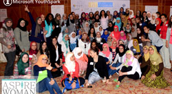 Tech companies support women entrepreneurs in the Arab world