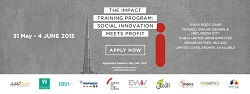 """""""The Impact,"""" 5-day entrepreneurial boot camp"""