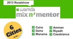 How Wamda's Mix N' Mentor Roadshow is supporting entrepreneurs in 2013