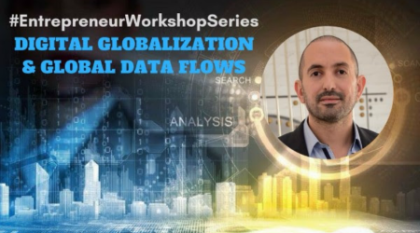 YAL Entrepreneur Workshop: Digital Globalization & Global Data Flows