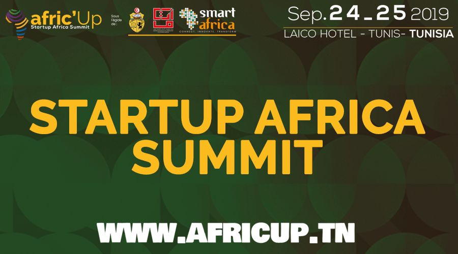 Afric'Up African Startups Summit 2019