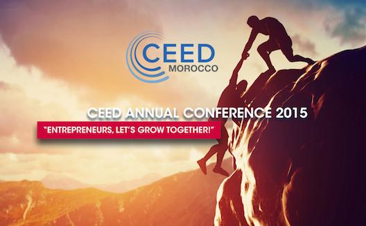 CEED Morocco gathers the Moroccan entrepreneur scene.