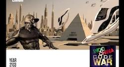 """Animating the Future: Cyberwarfare Takes Over Dubai in """"2069"""" [Wamda TV]"""