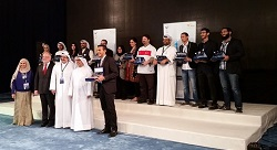 Technopreneurship Challenge winners work to reduce car accidents in Kuwait