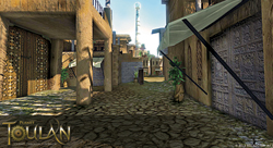 Building the first high-end 3D game in a virtual Arab world: Planet Toulan