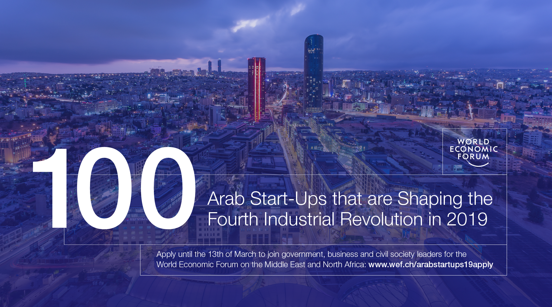 100 Arab Start-ups that are shaping the Fourth Industrial Revolution in 2019