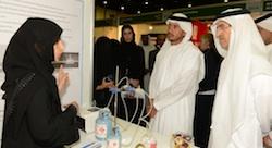 معرض بالعلوم نفكر يجمع المواهب التكنولوجية في الإمارات العربية المتحدة
