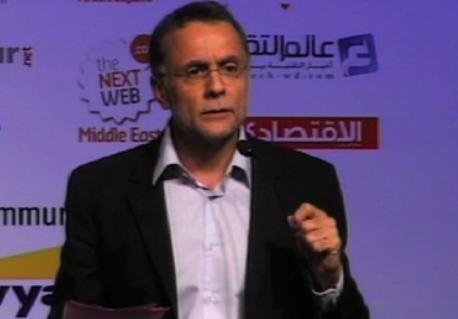 Fadi Ghandour at Arabnet 2010