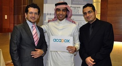 Building a Learning Management System in Saudi Arabia: Acadox