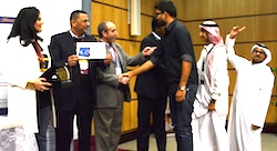 Activity-tracking app wins at Startup Weekend Doha as women attend in record numbers