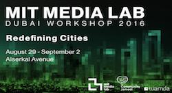 Community Jameel et Wamda organisent l'atelier MIT Media Lab Dubai #MLDubai