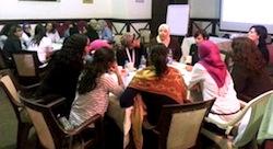 ومضة لرائدات الأعمال تُعلن عن فعاليات الطاولة المستديرة في المنامة، عَمان، الرياض والدوحة