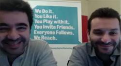 Entrepreneurs of the Week: Marc Dfouni and Nemr Badin from Eastline Marketing [Wamda TV]