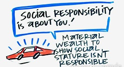 Social Responsibility is about You [Pic of the Week]