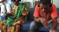 Le lancement du premier tablet café au Sénégal peut-il changer l'Afrique du Nord ?