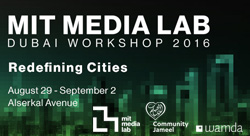 Community Jameel and Wamda host MIT Media Lab Dubai Workshop #MLDubai