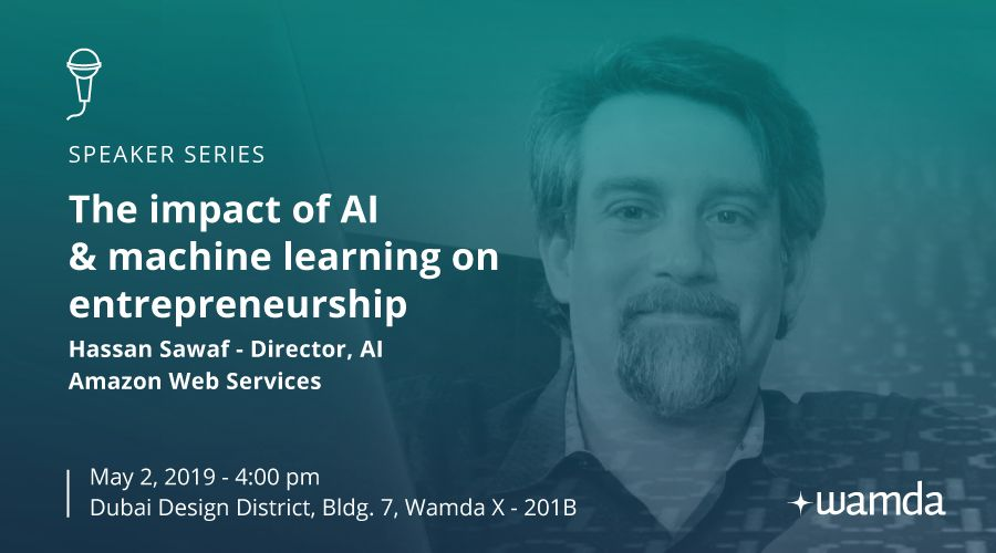 The impact of AI & machine learning on entrepreneurship