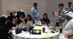 Minds on a Mission gets Emirati students thinking