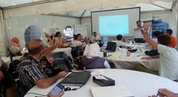 كيف استفاد رواد الأعمال من مخيم أوايسس500 التدريبي في بيروت