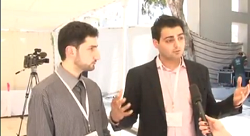 Adnan Haque and Mahmoud Fouz of Rocket Internet, Mizado at CoE E-Commerce