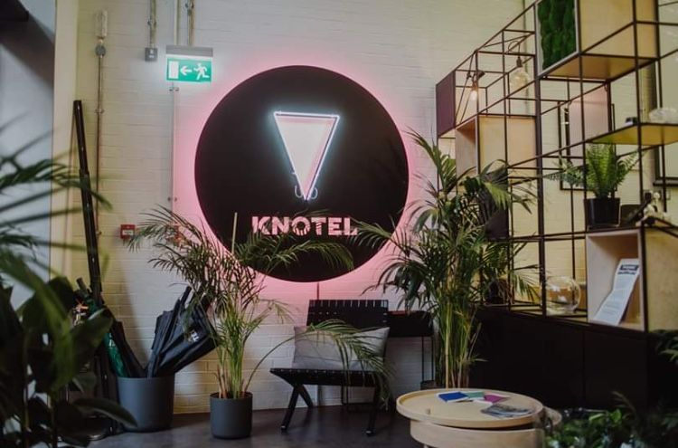 Kuwait Sovereign Wealth Fund leads round in Knotel