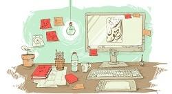 شابات سعوديات اخترن إنارة طريق الإبداع بـ'نقش الضوء'