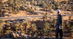 Dans le désert algérien, un entrepreneur nous montre l'exemple