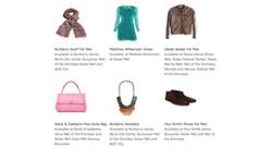 إطلاق موقع للأزياء الراقية خلال فترة التباطؤ الاقتصادي