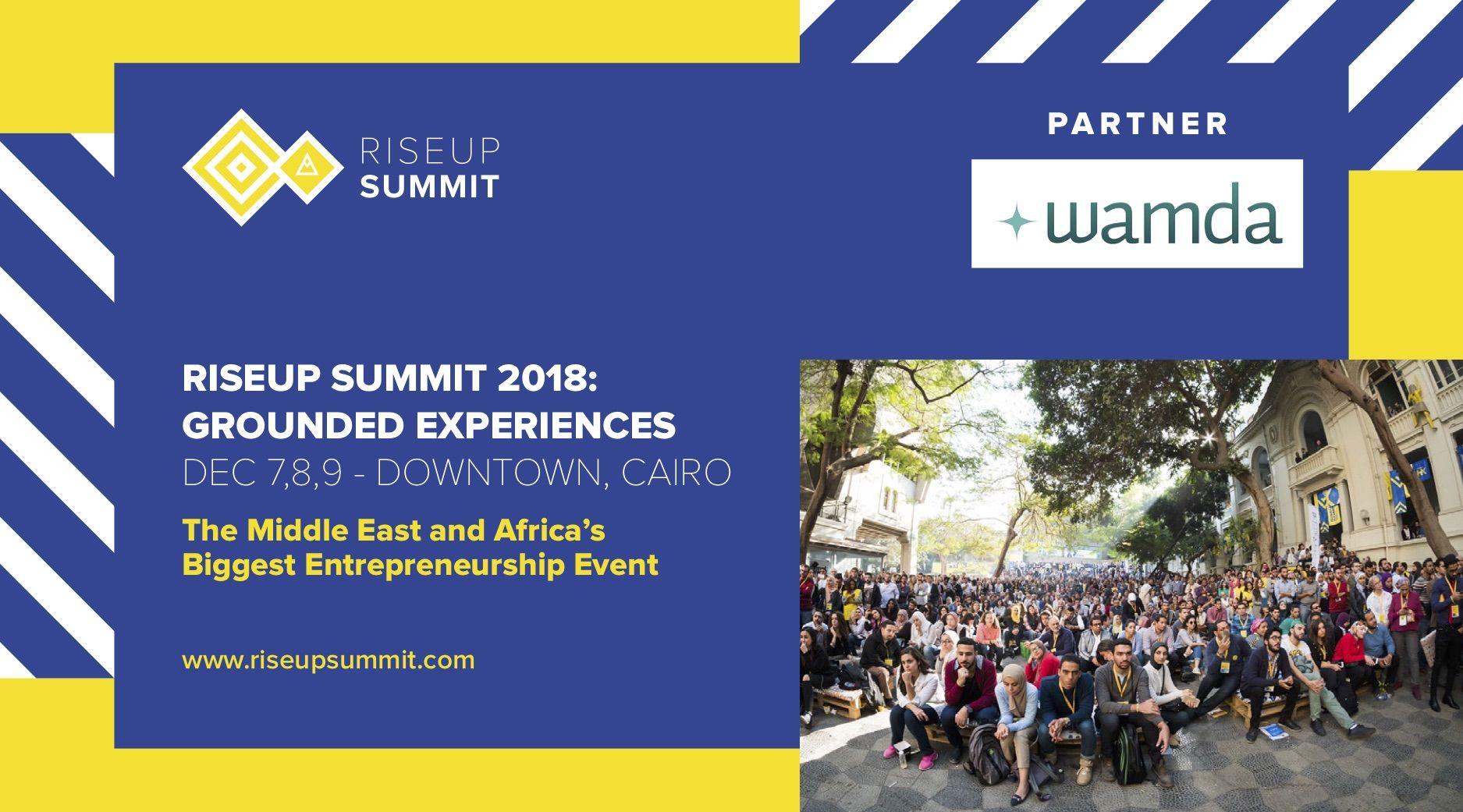 RiseUp Summit 2018