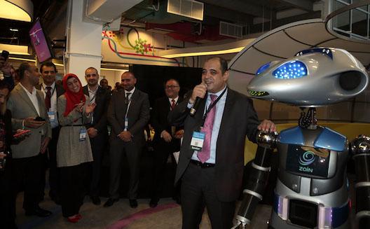 """""""زين الأردن"""" تُطلق حاضنة أعمال بتقنيات عالية لخدمة رواد المنطقة"""